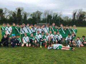 Emmett McConville U12 Southboard League Finals