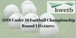 KWETB Under 16 Football Championship