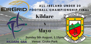 Eirgrid All-Ireland U20 Football Championship Final