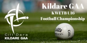 KWETB U16 Football Championship Semi-Final Fixtures