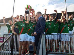 Milltown- 2018 Tom Cross Junior Football Champions