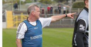 Gay Campbell appointed Kildare U20 Football Manager