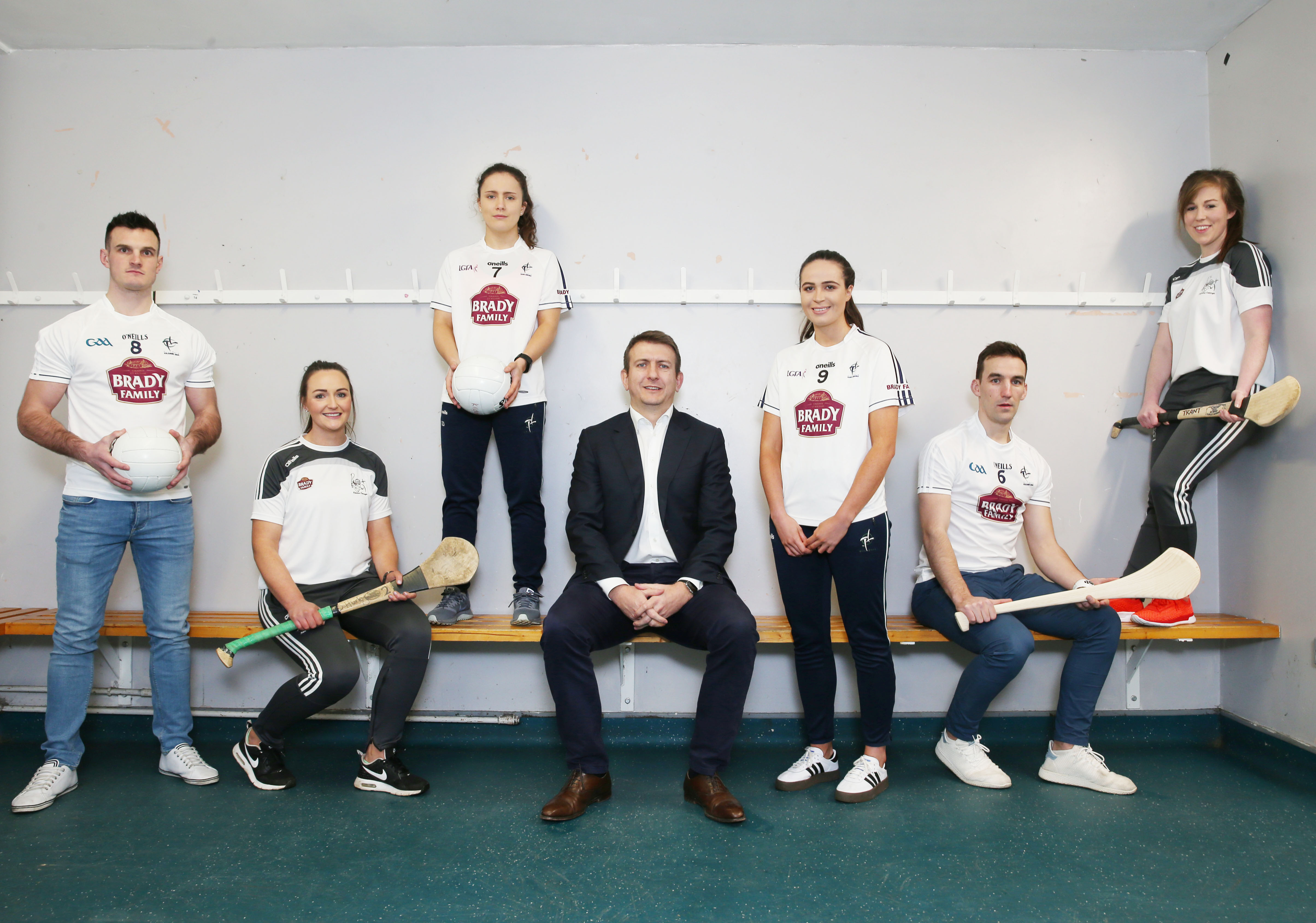 BRADY FAMILY HAM ANNOUNCE THEIR SPONSORSHIP OF KILDARE GAA, LGFA & CAMOGIE TEAMS.