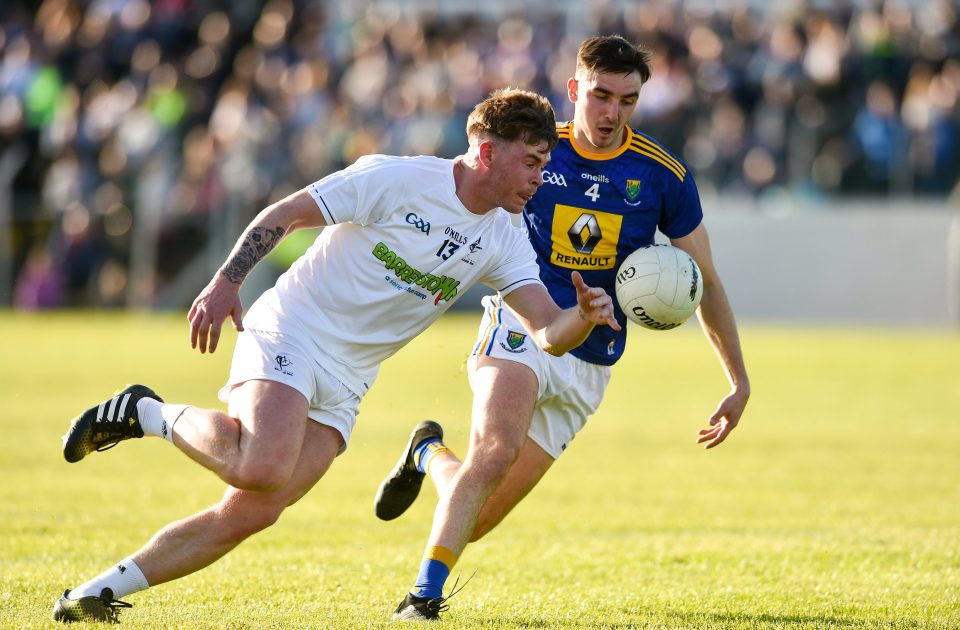 Ticket Information: Leinster SFC Quarter Final – Kildare v Longford