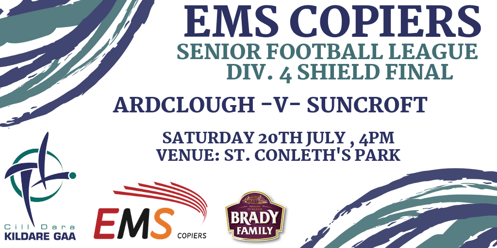 EMS Copiers SFL – Division 4 Shield Final