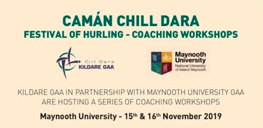 Caman Chill Dara – Coaching Workshop