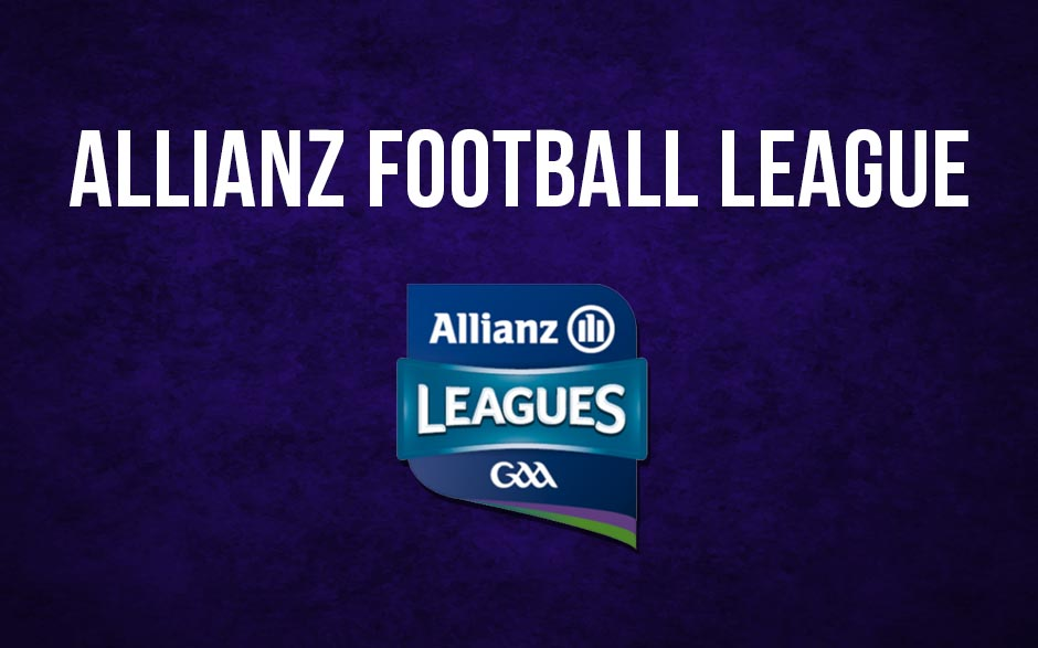 Kildare Senior Football 2020 Allianz League Panel