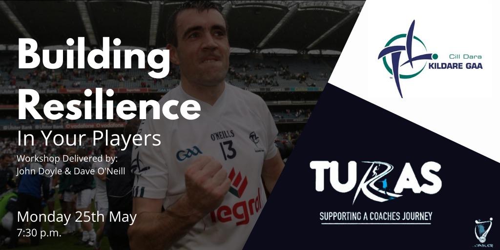 Kildare GAA Coaching & Games Webinar Series