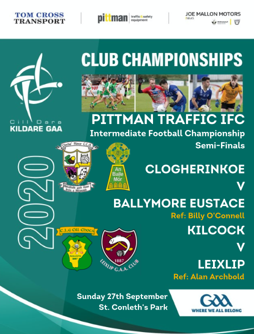 Pittman Traffic IFC Semi-Final
